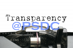 PSDC_Transparency