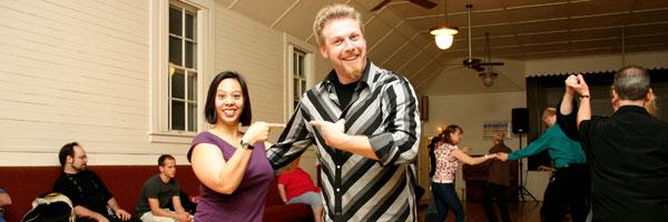 Portland Swing Dance Club